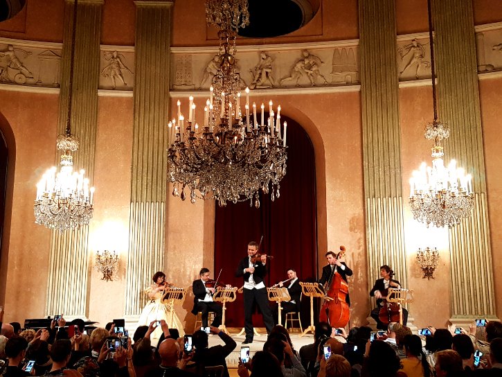 tour through Vienna - the Vienna Residence Orchestra in concert