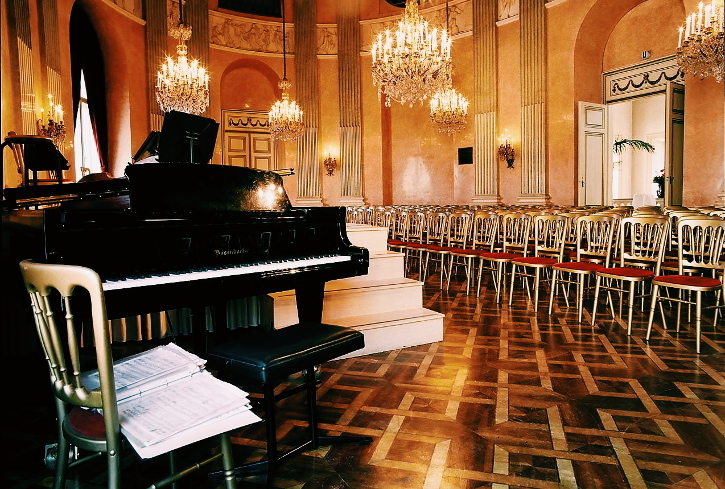 Vienna Residence Orchestra - Knight of the Rose hall / Palais Auersperg