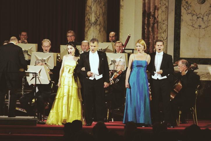Wiener Hofburg Orchester im Festsaal der Hofburg