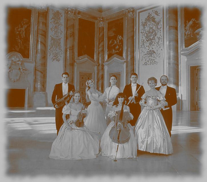 Quintett des Wiener Residenzorchester
