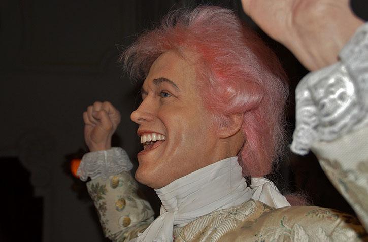 Mozart als Erwachsener