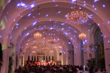 Schlosskonzert im Apothekertrakt des Schloss Schönbrunn am 30. Oktober 2017