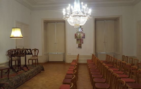 Colloredo Hall at Deutsch Ordenshaus