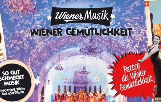 Schonbrunn Palace Concerts - Viennese Music & Wine